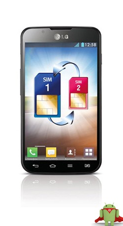 Смартфон LG Optimus L7 II Dual Optimus L7 II Dual