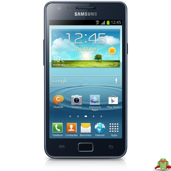 Смартфон Samsung GT-I9105 Galaxy S II Plus GT-I9105 Galaxy S II Plus