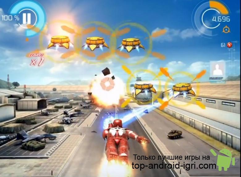 Скачать Игры Для Андроид Железный Человек 3